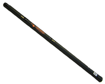 13 ft Fiberglass Pole for Jackite, black