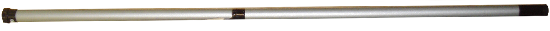 17 ft Fiberglass Flextip Pole for Jackite, Platinum