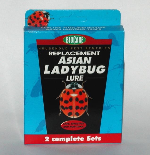 BioCare Asian Lady Bug Replacement Lures, 2/pkg