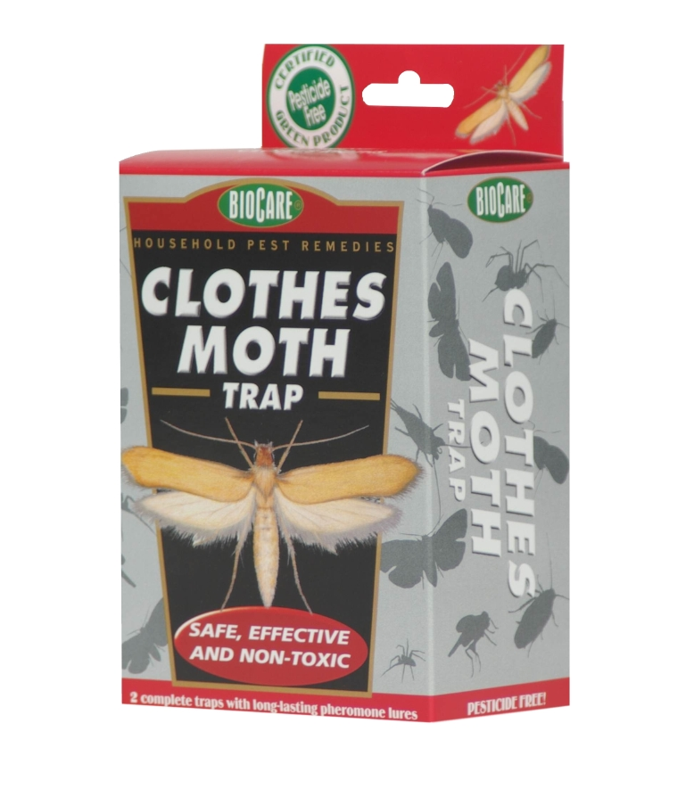 BioCare Clothes Moth Trap, 48/case