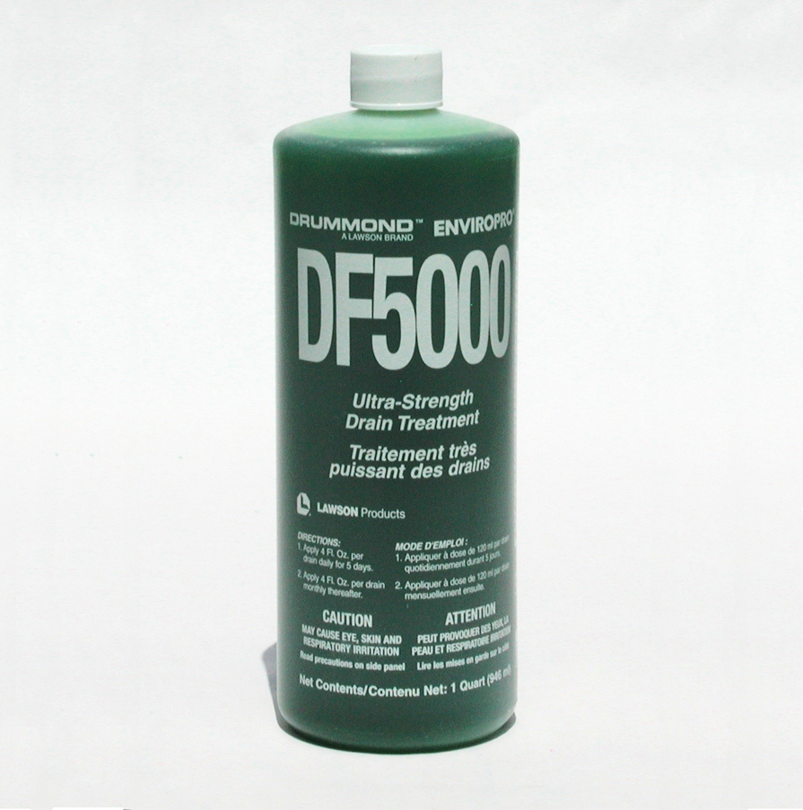 DF5000, Drain Treatment, 32 oz