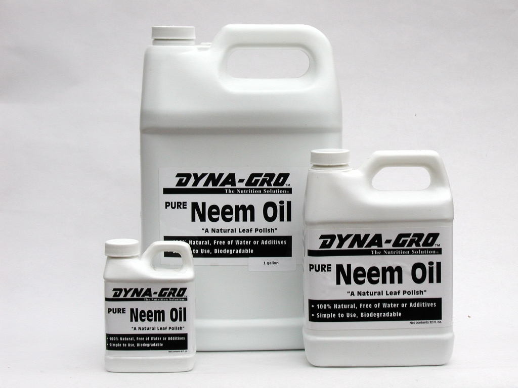 Dyna-Gro in Neem Oil, 1 gal conc