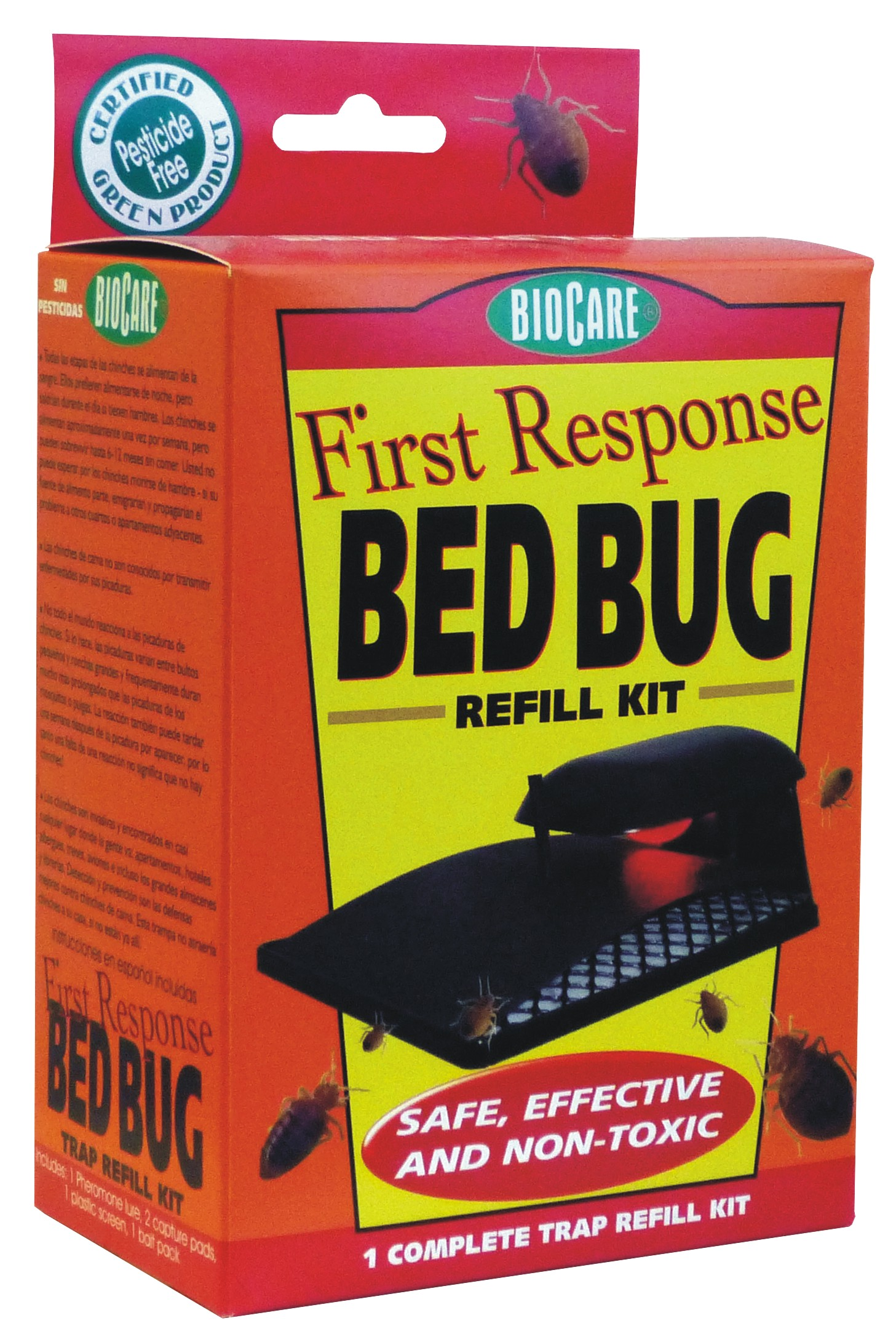 First Response Bed Bug Trap Refill Kit