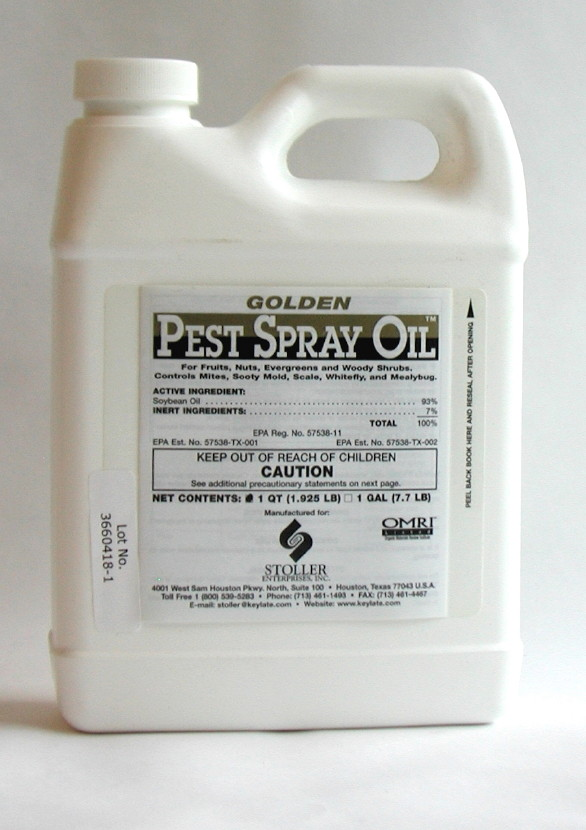 Golden Pest Spray Oil, 55 gal