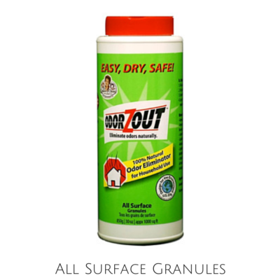 OdorzOut - All-Surface Granular, 2 gal