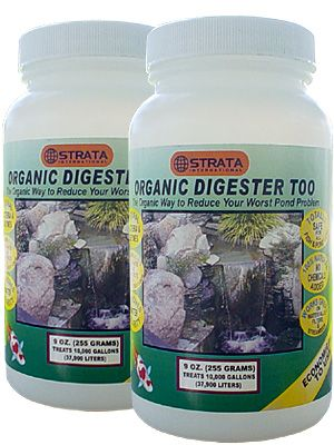Organic Digester TOO, 8 oz. jar, 12/case
