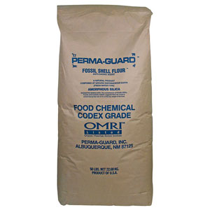 Perma-Guard Fossil Shell Flour, 50 lbs.