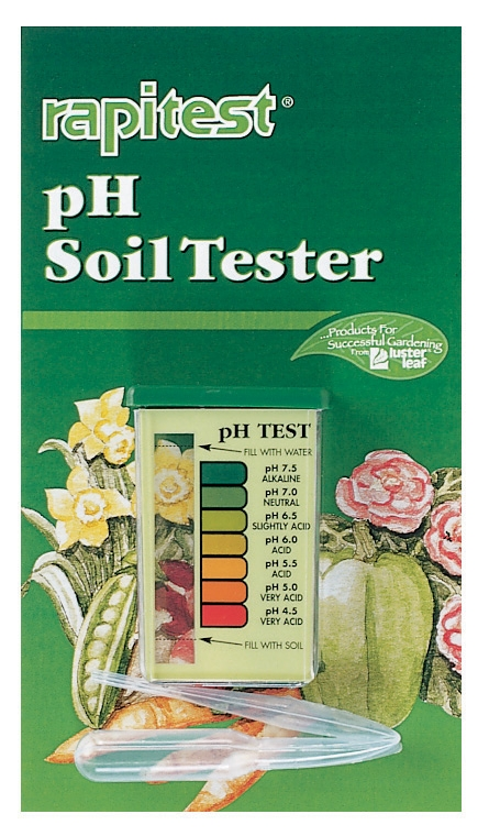 Rapitest pH Soil Tester, 12/case