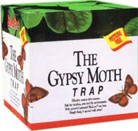 Safer Gypsy Moth Trap, 12/case