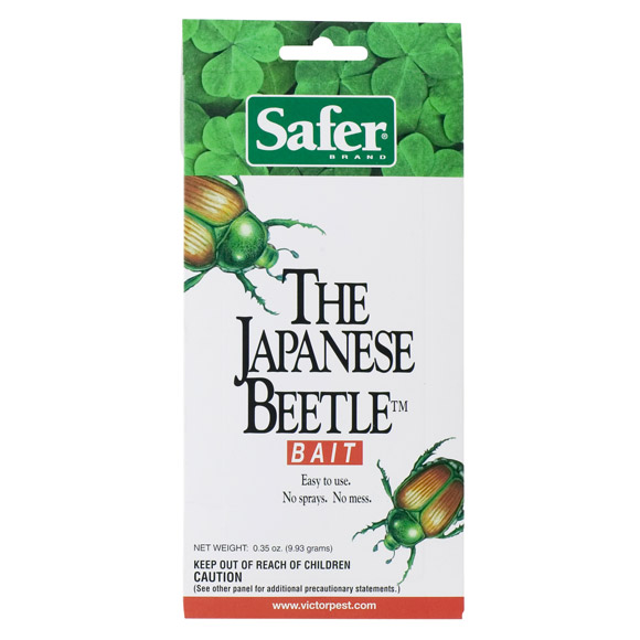 Safer Japanese Beetle Replacement Lures,  24/case