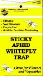 Seabright Yellow Sticky Traps, 5/pkg,  48 pieces