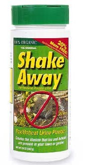Shake-Away, Rodent Blend, 5 lbs, 6/case