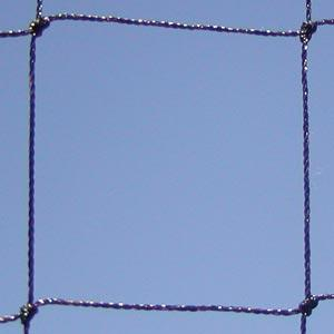 StealthNet, Black 4 in mesh, per sq ft  (custom)