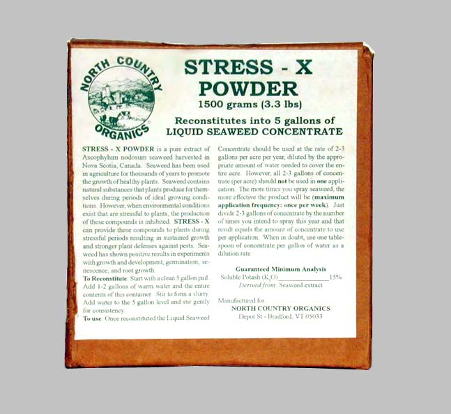 Stress-X Soluble Seaweed Powder, 10g