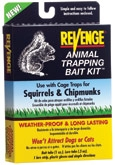 Trapping Bait Kit, Squirrels & Chipmunks, 6 bx/case