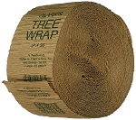 Creped Coated Paper Tree Wrap - 3 in x 50 ft, 6/pk