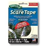 Holographic Scare Tape, 3/4 in x 100 ft