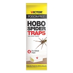 Victor Poison Free Hobo Spider Trap 4 Pack, 24/case