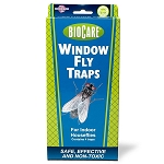 BioCare Window Fly Trap, 4/pkg