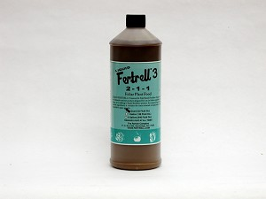 Fertrell #3, Liquid Fish & Seaweed, 2-1-1, qt.