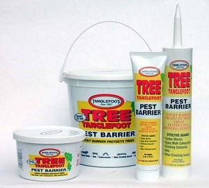 Tree Tanglefoot Pest Barrier, 25 lbs. Pail (brown)