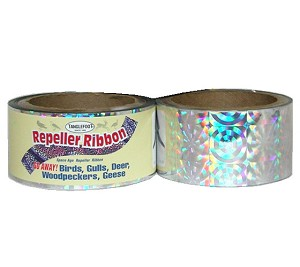 Holographic Repeller Ribbon  2 in x 25 ft