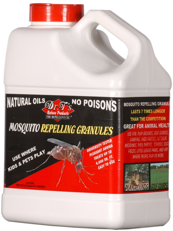 Dr.T's Mosquito Repellent Granules, 5 lbs.