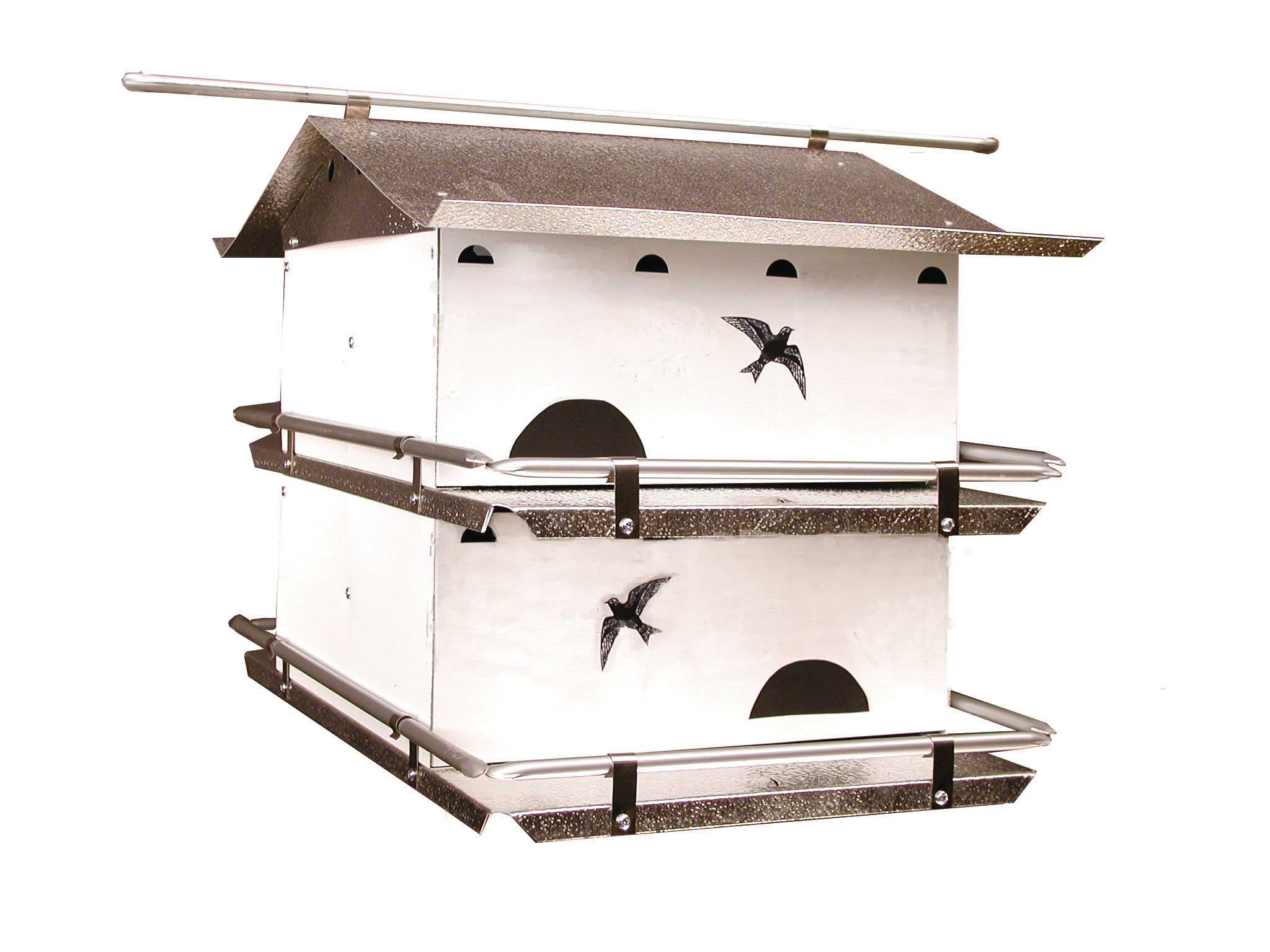 WatersEdge Suite Purple Martin House, 2 flr/4 room suite